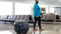 Bandara Philadelphia luncurkan layanan robotik untuk mengantarkan makanan (dok. Twitter/https://twitter.com/PHLAirport/Komarudin)