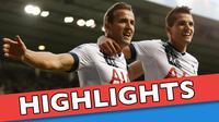 Video highlights Premier League Boxing Day antara Tottenham Hotspurs melawan Norwich City yang berakhir dengan skor 3-0, Sabtu (26/12/2015)