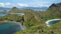 Obyek Wisata Alam Padar Selatan di Kawasan Taman Nasional Komodo di Kabupaten Manggarai Barat, Nusa Tenggara Timur (NTT). (Foto Istimewah)