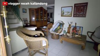 Isi Vila Mewah di Malang yang Terbengkalai, Barang-Barang Masih Lengkap dan Tertata