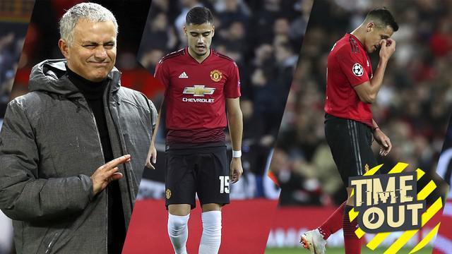 Berita video Time Out yang membahas tentang tiga alasan Manchester United wajib memecat Jose Mourinho. Apa saja alasannya?