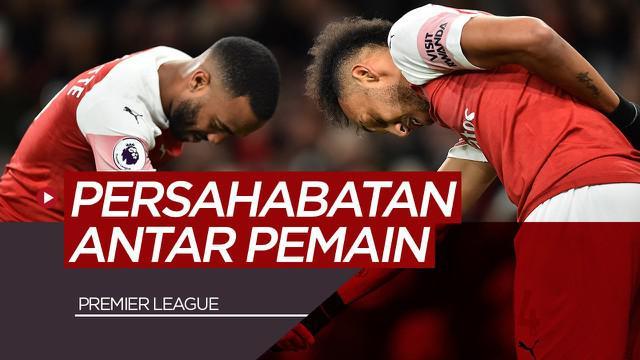 Berita Video Lacazette x Aubameyang dan 3 Bromance Di Premier League