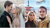 YouTuber Pewdiepie Menikah, Ini 7 Momen Kebersamaan Dengan Istri Setelah 8 Tahun Pacaran (sumber:Instagram/ pewdiepie)