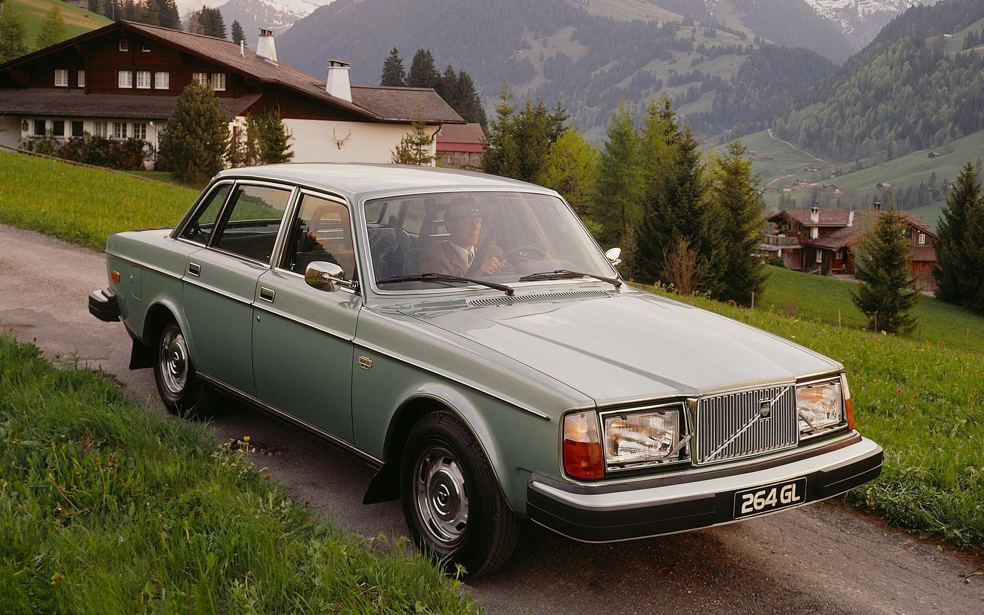 Volvo 264 GL (Ist)