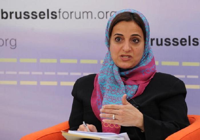 Menteri Toleransi UEA Lubna al-Qasimi (foto:AFP)