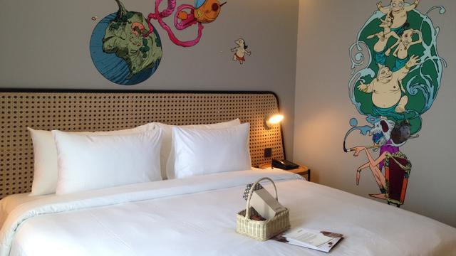 artotel yogyakarta jadi hotel flagship, apa istimewanya? - lifestyle