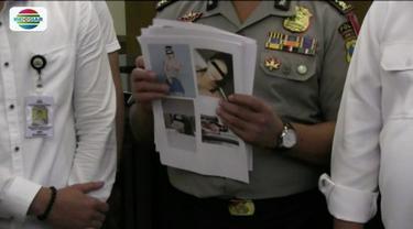 Polda Jawa Timur beberkan ribuan foto dan video artis serta model yang terlibat prostitusi online. Seluruh data digital forensik didapat dari handphone milik para muncikari.