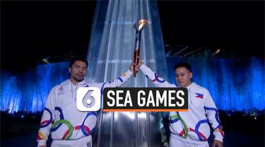 Thumbnail Vertikal Opening SEA Games
