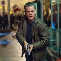 Matt Damon sebagai Jason Bourne. foto: screen rant