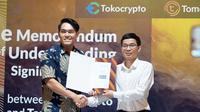 CEO Tokocrypto Pang Xue Kai. (Foto: Tokocrypto)