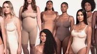 Kim Kardashian merilis nama terbaru untuk brand pakaian dalam miliknya. (dok. Instagram @kimkardashian/https://www.instagram.com/p/B1oestMAnVD/Putu Elmira)