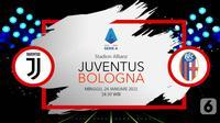 Juventus vs Bologna (Liputan6.com/Abdillah)