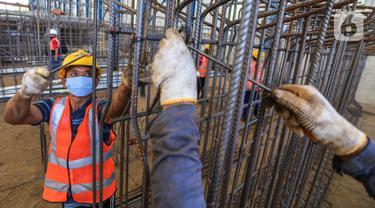 Produksi Beton Menuju New Normal di Plant Karawang PT. Waskita Beton Precast