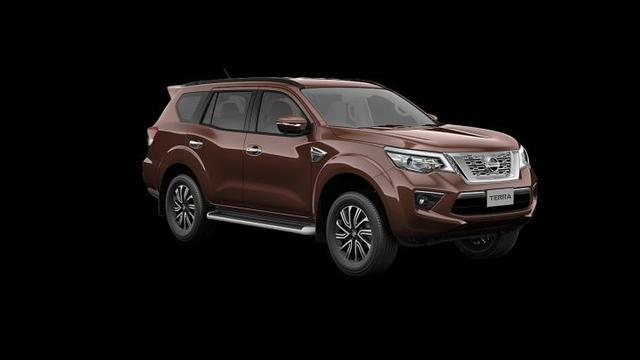 Nissan Terra Dipastikan Hadir di GIIAS 2018