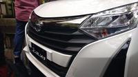 Wajah baru Toyota Calya (Amal/Liputan6.com)