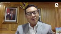 Kepala BKKBN Hasto Wardoyo di acara Anugerah Perempuan Hebat Indonesia 2021. (Liputan6.com)