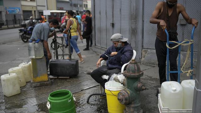 Nasib Venezuela di Tengah Pandemi COVID-19, Bangkrut dan Gagal Gabung COVAX