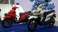 Suzuki NEX II resmi meluncir di IIMS 2018 (Yurike/Liputan6.com)