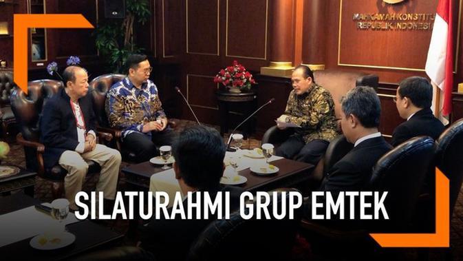 EMTK VIDEO: Silaturahmi Grup Emtek dengan Petinggi Mahkamah Konstitusi - News Liputan6.com