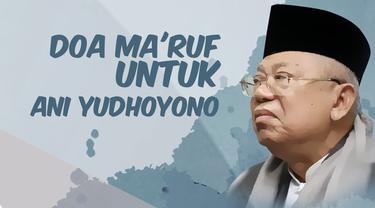 Top 3 hari ini datang dari Ma'ruf Amin yang mendoakan kesembuhan Ani Yudhoyono yang sedang sakit, penangkapan pemimpin redaksi Rappler Filipina, dan tradisi valentine di berbagai negara.