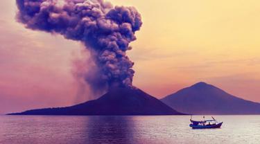 Awas, Gunung Agung di Bali Berpotensi Meletus!