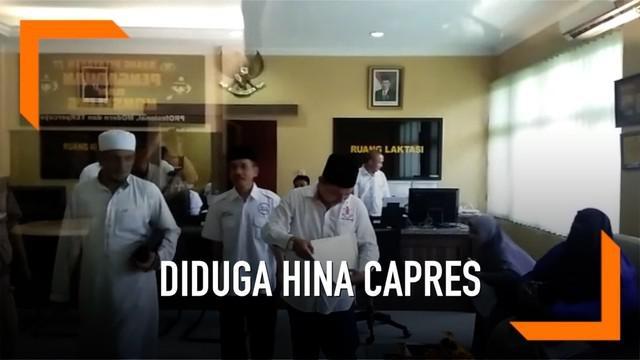 Akun instagram @erintaulany dilaporkan ke polisi oleh Komunitas Emak-emak Online Pendukung Prabowo Subianto-Sandiaga Uno. Akun tersebut diduga menghina Prabowo Subianto.