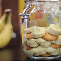 Yuk, coba buat puding pisang magnolia. :D