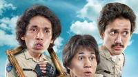 Warkop DKI Reborn: Jangkrik Boss! Part 1 adalah sebuah film komedi Indonesia yang bertujuan untuk mengangkat kembali kesuksesan Warkop DKI.