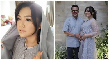Tipang Istri Arief Muhammad Hamil 4 Bulan, Ini 6 Momen Syukurannya
