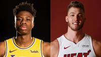 Duel Leonard vs Antetokounmpo Terwujud di NBA Finals 2020 (twitter)