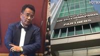 Punya banyak ruko di Jakarta, ruko termahal milik Hotman paris dijadikan kantor pusat. (Sumber: Instagram/@hotmanparisofficial/YouTube/Hotman Paris Official)