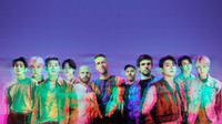 My Universe, single kolaborasi Coldplay dan BTS akhirnya rilis. Sekeren apa? (Dok Warner Music)