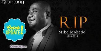 Glenn Fredly berencana untuk mengajak Mike Mohede serta dalam konser Tribute To Ruth Sahanaya, namun belum sempat ia utarakan, Mike lebih dulu dipanggil Tuhan.