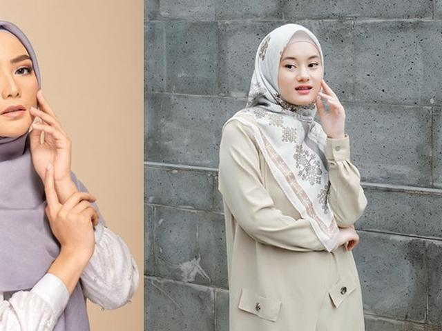 Kreasi Hijab Ala 6 Artis Ini Bisa Jadi Inspirasi Lebaran Hot Liputan6 Com