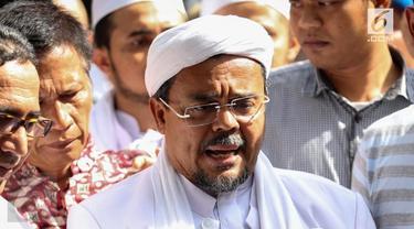 Pimpinan Front Pembela Islam (FPI) Rizieq Shihab batal pulang ke Indonesia. Hal itu disampaikan Humas Presidium Alumni 212, Novel Bamukmin.
