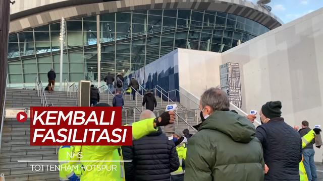 Berita Video Tottenham Hotspur Kembali Fasilitasi NHS untuk Atasi Covid-19