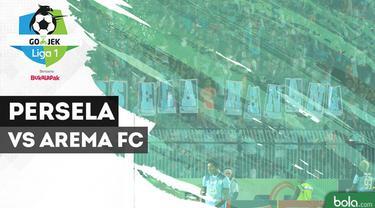 Berita video gol-gol yang mengantarkan Persela Lamongan menaklukkan Arema FC dalam lanjutan Gojek Liga 1 2018 bersama Bukalapak, Jumat (16/11/2018).
