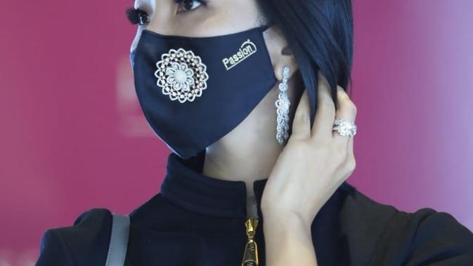 Masker Berlian Investasi dan Perhiasan Multifungsi di Masa ...