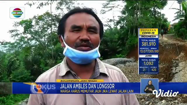 Fokus kali ini (24/10) mengangkat berita-berita di antaranya, Puting Beliung Porak Porandakan Rumah, Kembali Menikmati Wisata Air, Sensasi Bakso Cumi Gajah.