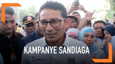 Usai debat calon wakil presiden yang digelar Minggu (17/3), Sandiaga Uno berterima kasih kepada Ma'ruf Amin. Apa alasannya?
