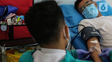 FOTO: Melihat Kegiatan Donor Darah di GPIB Effatha Jakarta