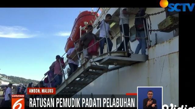 Pemprov Maluku menyediakan fasilitas mudik gratis bagi sekitar 3.000 warganya ke berbagai tujuan di 7 wilayah kabupaten dan kota Provinsi Maluku.