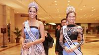 Preskon Miss Universe dan Puteri Indonesia 2017 (Adrian Putra/bintang.com)