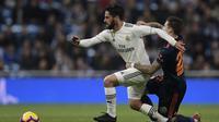 Isco Alarcon menuai pujian pemain Real Madrid (OSCAR DEL POZO / AFP)