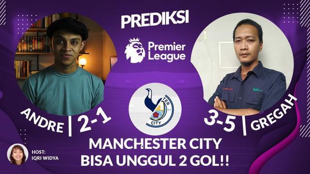 Berita video, Harry Kane dan Son Heung-min masih menjadi andalan Tottenham Hotspur dalam lanjutan kompetisi Liga Inggris melawan Manchester City
