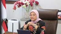 Menaker Ida Fauziyah