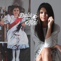 Dulu dan kini penampilan Selena Gomez. (Pinterest)