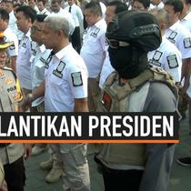 Lebih dari 2.000 personel gabungan amankan wilayah Jakarta Utara menjelang pelantikan Presiden dan Wakil Presiden. Pengamankan dibagi dalam 2 zona yakni hijau, kuning, dan merah.