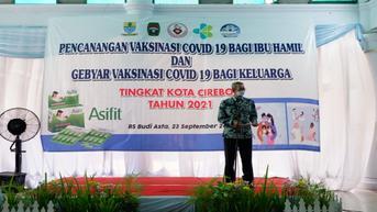 Pemkot Cirebon Sebut 3 Kendala Vaksinasi Covid-19 Ibu Hamil, Bagaimana Solusinya?