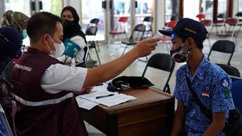 Cekidot! 2.500 Vaksin Gratis Disediakan di Pendopo Kabupaten Garut Tiap Hari